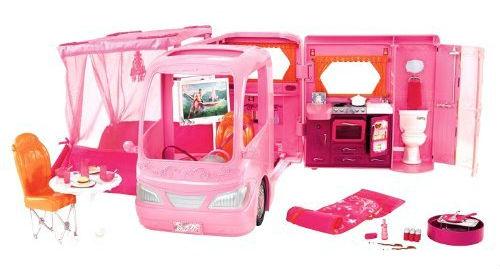 Barbie - Glamour Camper