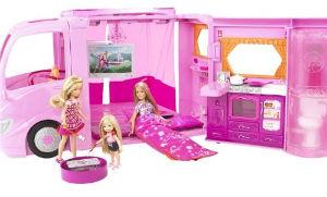 Barbie P3599-0 - Glamour Camper