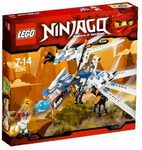 LEGO Ninjago (Bausatz 2260) - Eisdrache