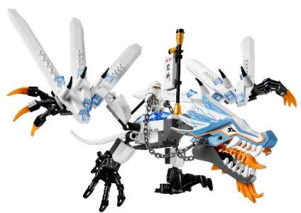 LEGO Ninjago (2260) - Eisdrache