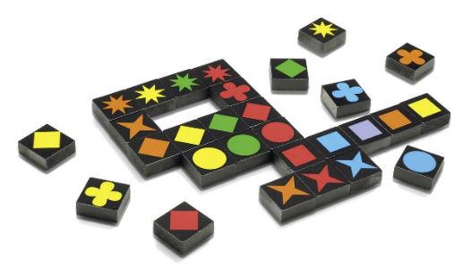 Qwirkle - Schmidt Spiele - Legespiel - Spiel des Jahres 2011