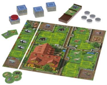 Zooloretto - Spiel des Jahres 2007 - 3071 Abacusspiele