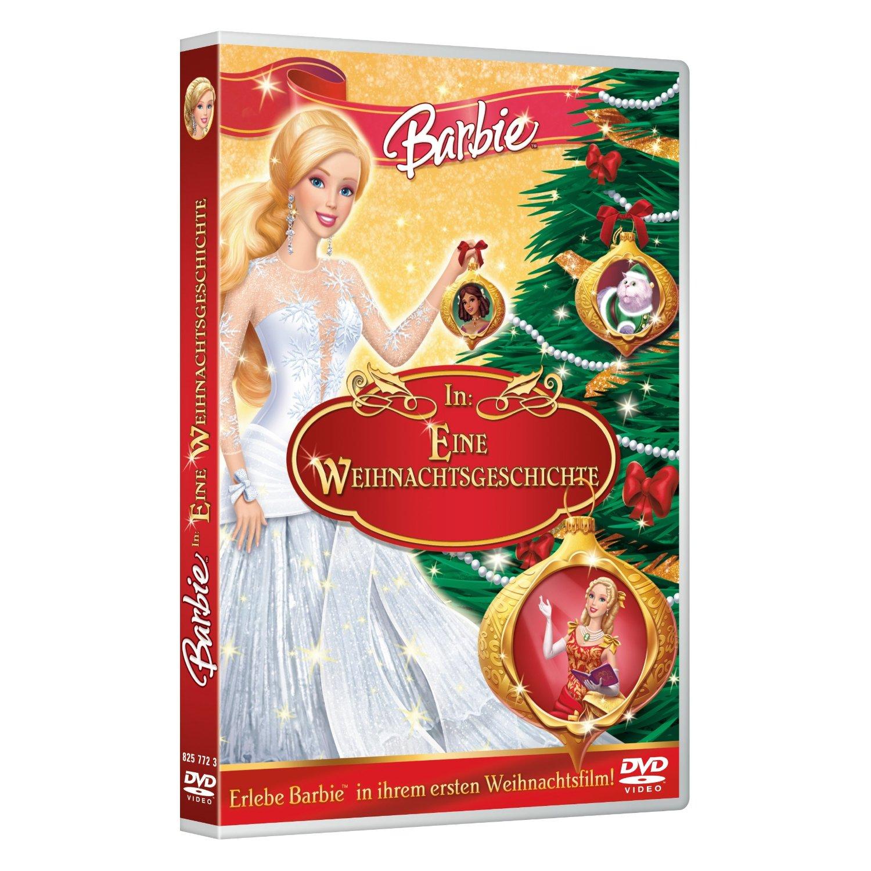 Barbie N8041-0 - Barbie als Eden mit DVD
