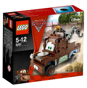 LEGO Cars 8201 - Hook