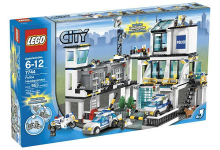 LEGO City - Polizeistation