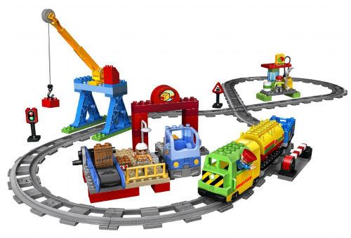 LEGO Duplo - Eisenbahn