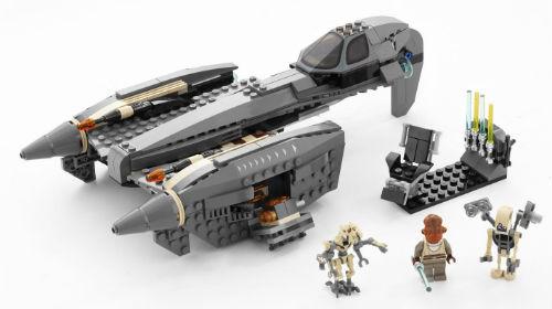 LEGO Star Wars - General Grievous' Starfighter