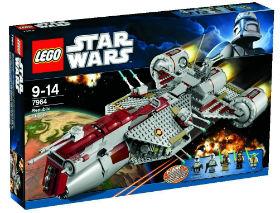 LEGO Star Wars - Republic Frigate 7964