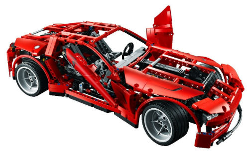 lego technic super car 8070 ratgeber ber kinder. Black Bedroom Furniture Sets. Home Design Ideas