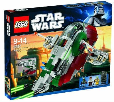 Lego Star Wars - Slave I