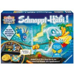 Ein tolles Spiel für Kinder- rund um das Gespenst Hubi.
